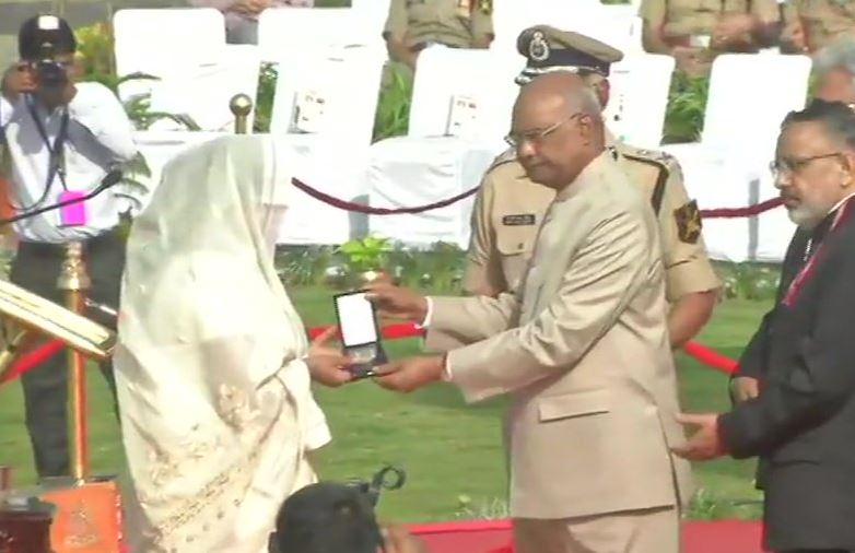 President Kovind launches