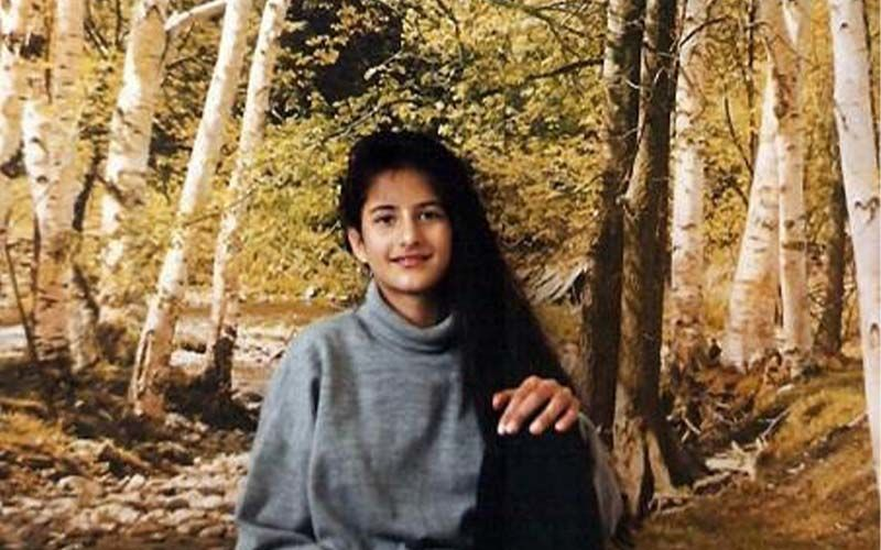 Katrina Kaif shares a childhood image, sister Isabelle Kaif has the best reaction
