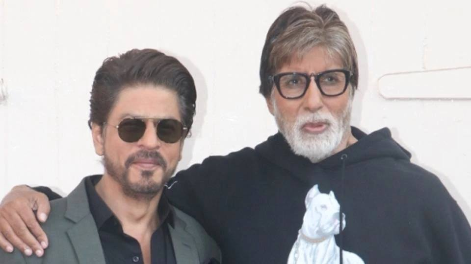 Amitabh Bachchan demands bonus from Shah Rukh Khan after delivering one of the biggest Red Chillies hits ever