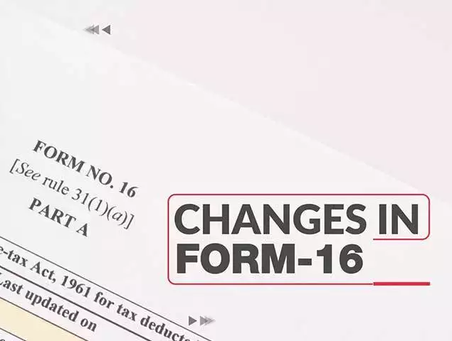 Form 16: New format for salary TDS certificate makes it difficult to fudge income, tax breaks