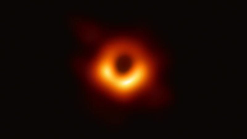 What black hole image tells us