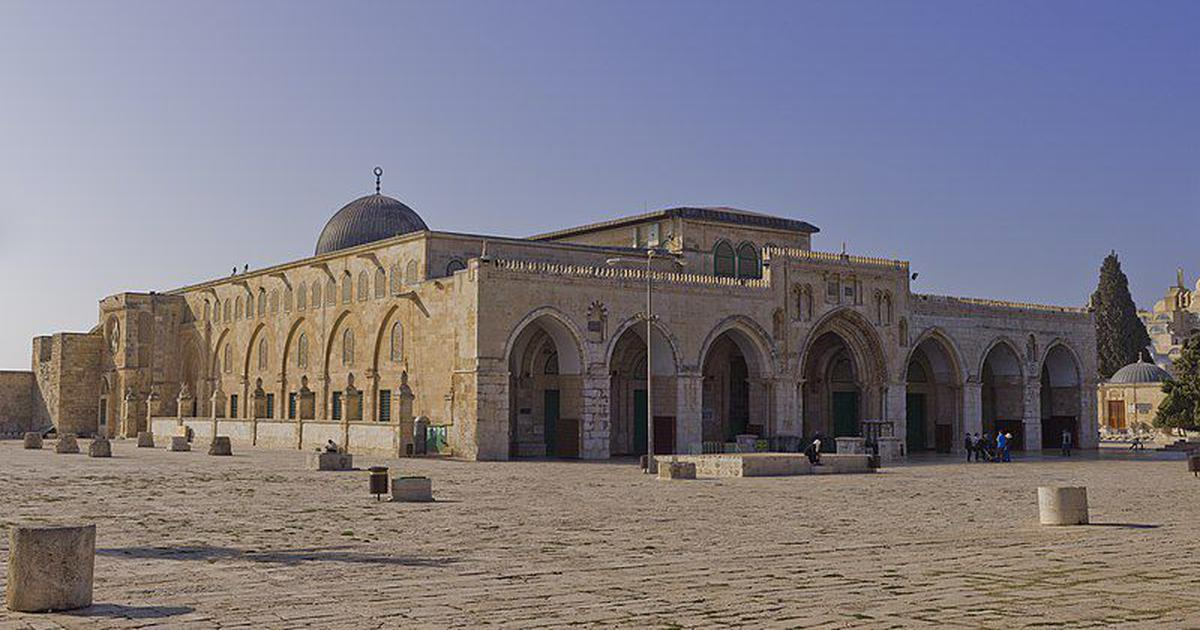 Jerusalem: Fire breaks out at Al-Aqsa mosque around the same time as Notre Dame Cathedral blaze