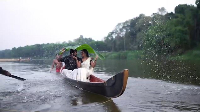 Watch: Kerala couple