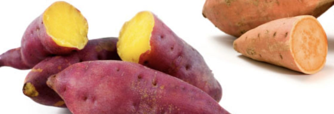 Benefits Of Sweet Potatoes