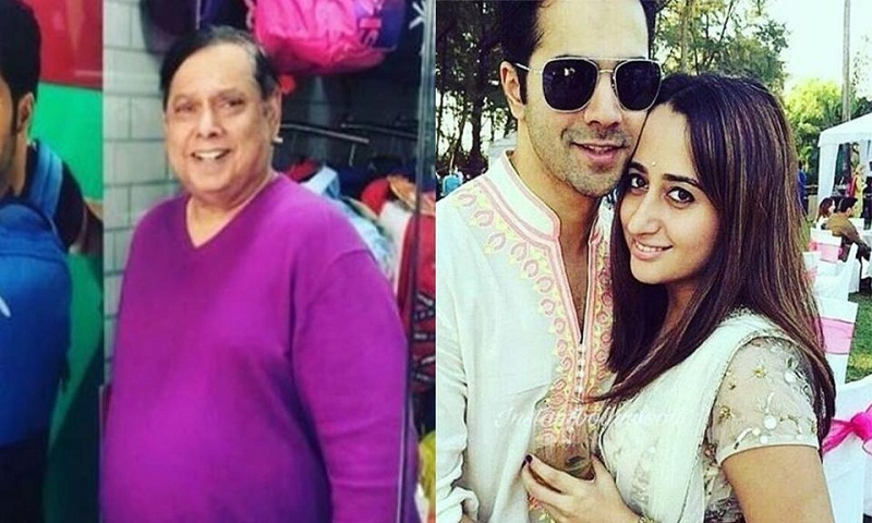 David Dhawan confirms Varun Dhawan-Natasha Dalal's wedding, says 'What more does a father need?'