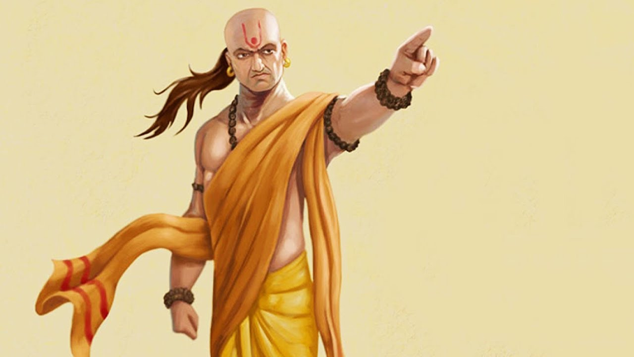 The Incredible Story Of Chanakya's Revenge Which Brought Down An Entire Empire