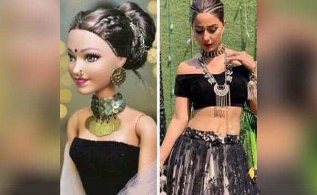 How Hina Khan And Ekta Kapoor Reacted To Komolika-Inspired Dolls