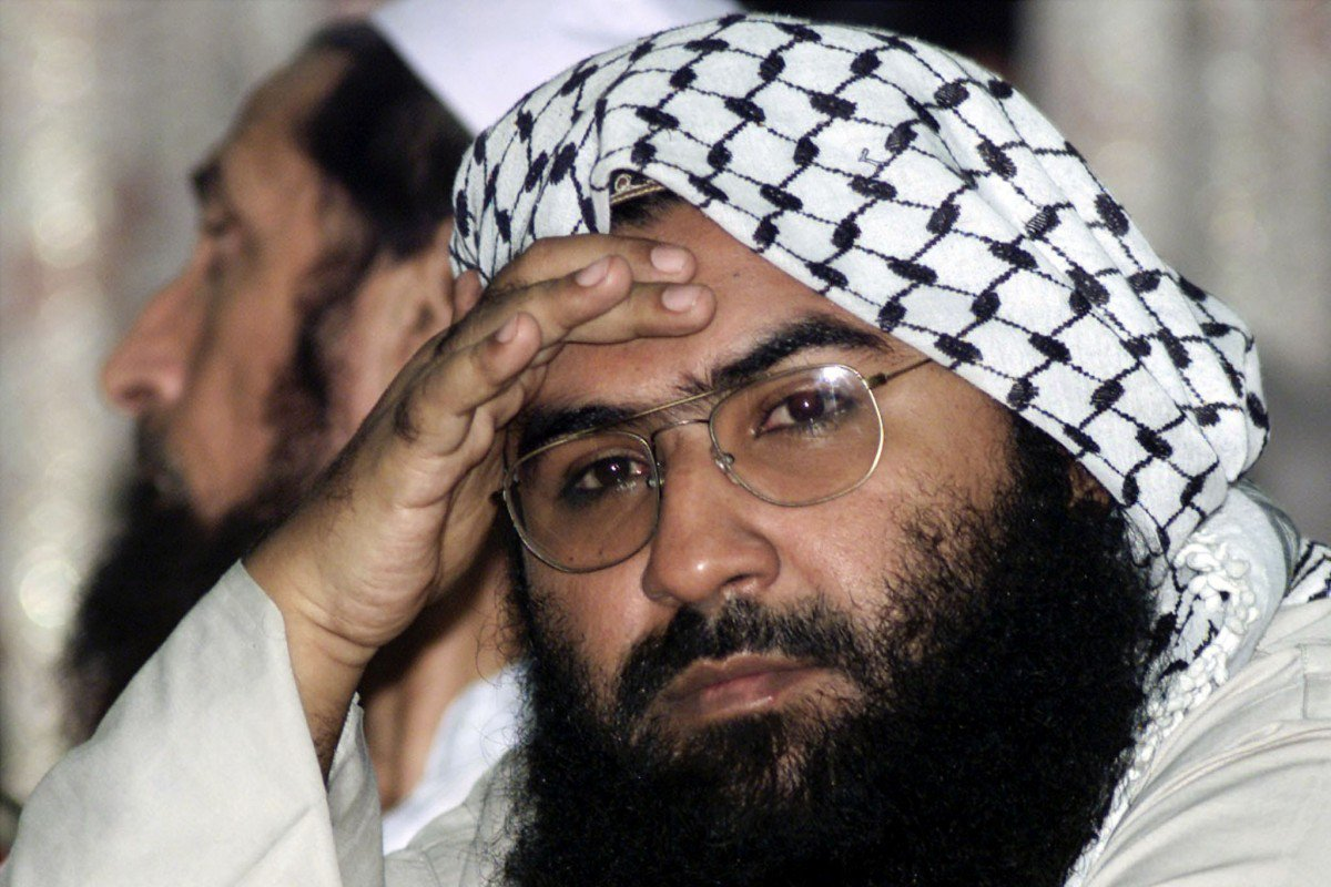 Masood Azhar declared global terrorist as China yields to international pressure