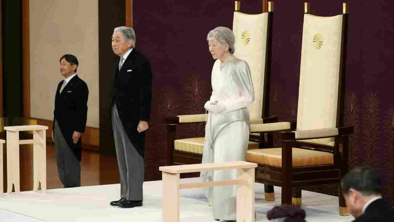 End of an era as Japan