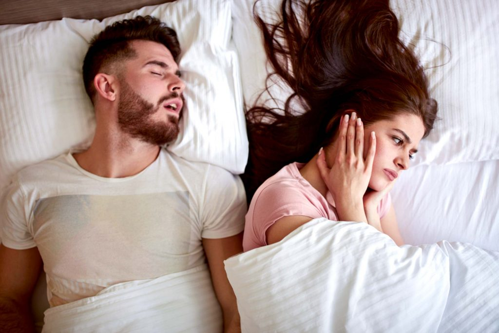 Snoring isn't just annoying, it could be a sign of serious health problems