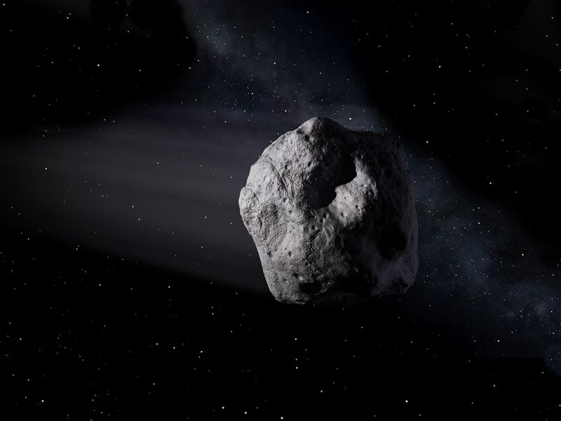 Scientists Are Preparing For An Asteroid Hit That Could Wipe Out Humanity