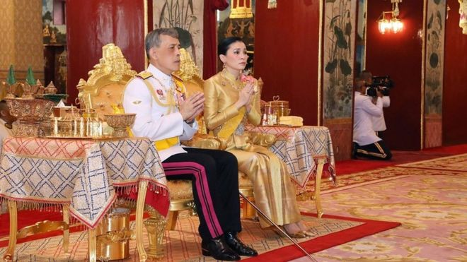 Thailand King Maha Vajiralongkorn's coronation puts spotlight on ceremony's Indian roots