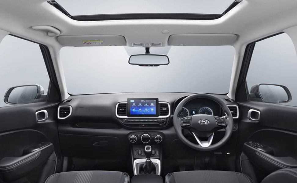 Hyundai Venue: Interior Design And Features Explained