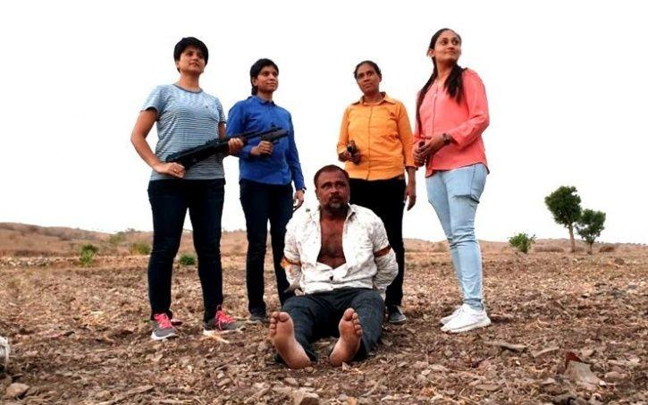 Gangster Who Gave Tough Time To Gujarat Cops Has Been Nabbed By An All-Women ATS Team