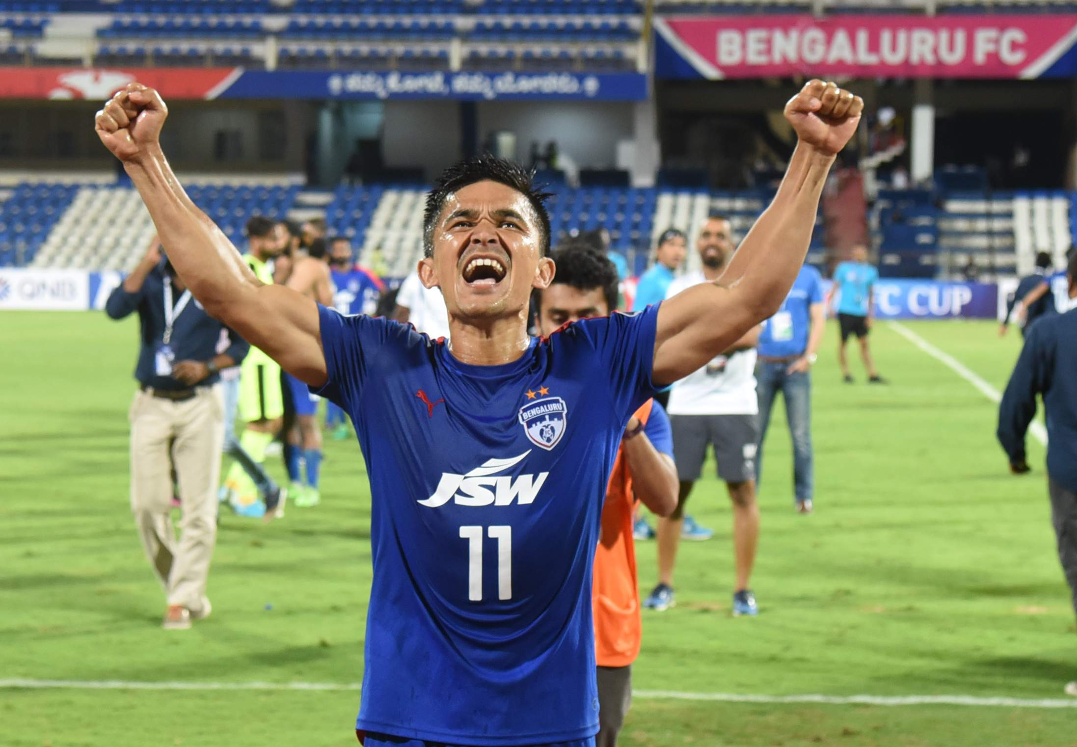 5 Super Facts That You Didn't Know About The Indian Footballer Sunil Chhetri