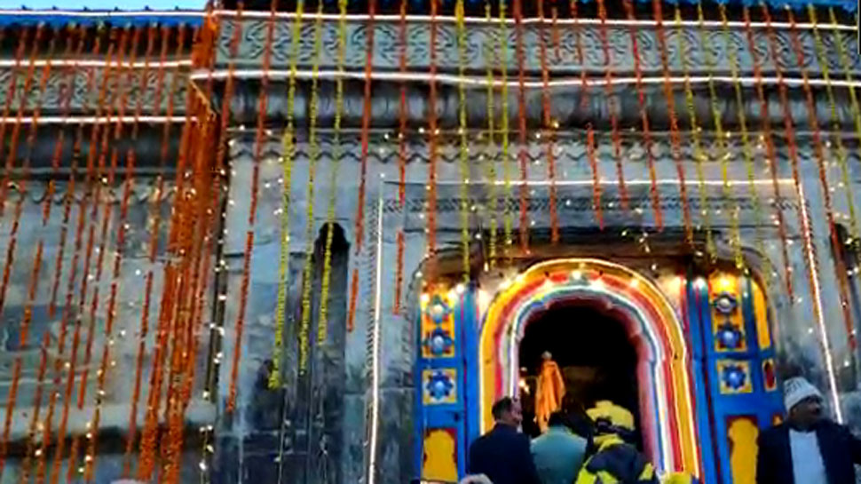 Char Dham Yatra: Kedarnath doors opened for public on May 9