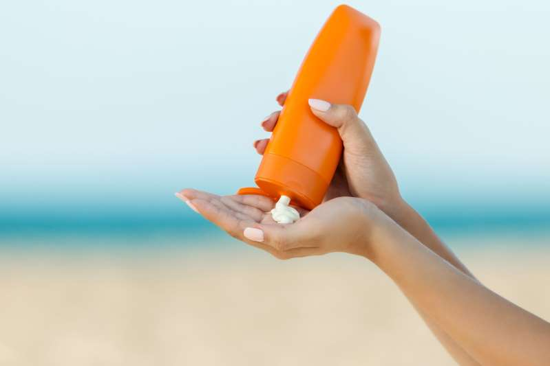 Sunscreen Ingredients Are Absorbed Into Your Blood. Here