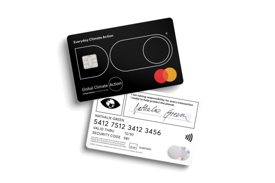 New Credit Card Limits Spending Based on Carbon Emissions