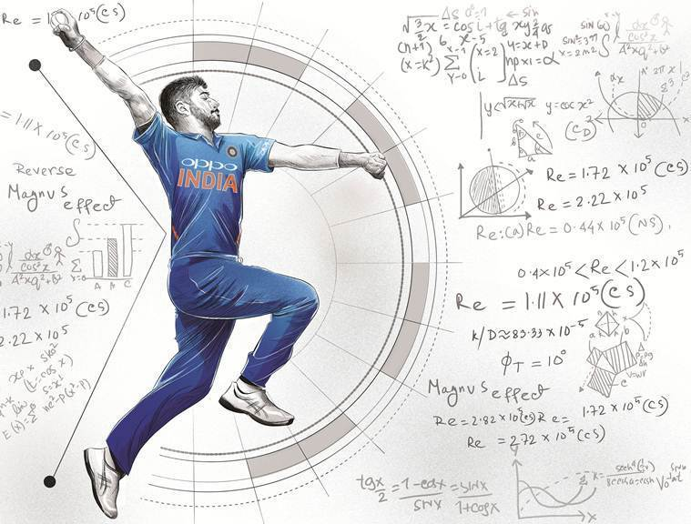 The Rocket Science behind Jasprit Bumrah's art