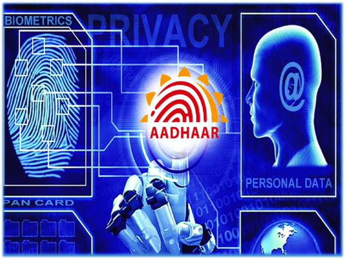 Now you can lock your Aadhaar number. Here's how to do it