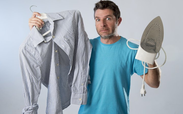 Why Do Clothes Get Wrinkled?