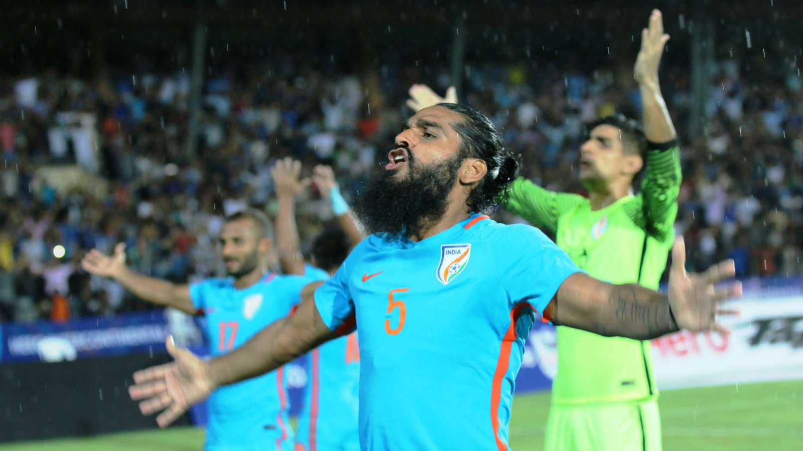 ISL: Eelco Schattorie - Sandesh Jhingan is an example in Indian Football