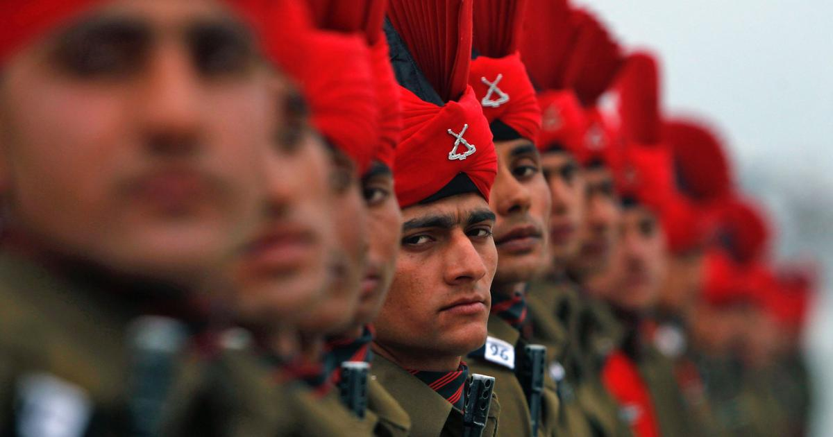 India's armed forces are losing their political neutrality – putting national security at risk