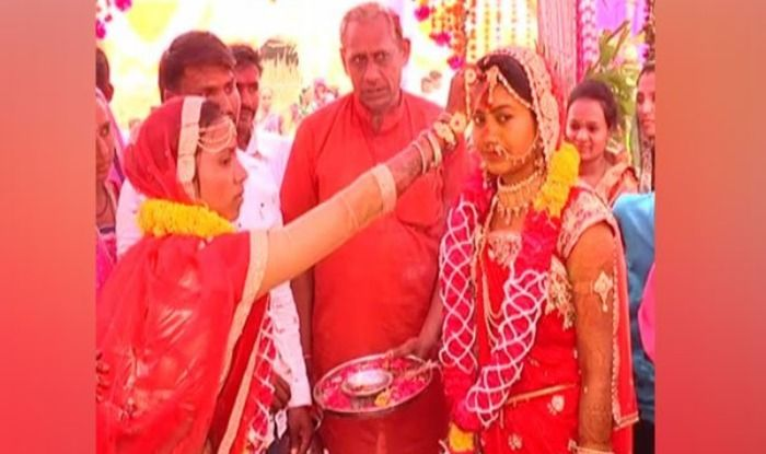 In These Villages, Bride Marries Groom