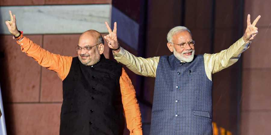 New Cabinet for NDA(BJP)