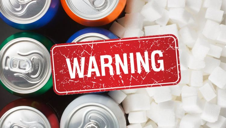 California Senate Declares Sugary Drinks Must Have Warning Labels