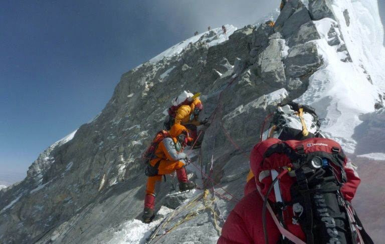 "Everest Climber Died After ""His Last Sunrise From Highest Peak On Earth"""