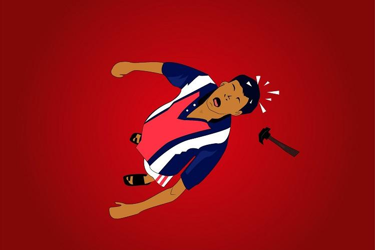 Who is Contractor Neasamani and why is the world praying for him?
