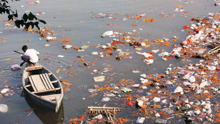 Ganga River Water Unfit For Drinking, Bathing: Pollution Control Board