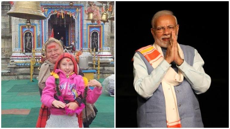 Why this Polish girl has written to PM Modi