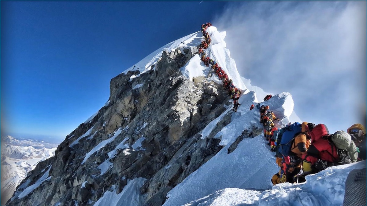 Trail to Everest is littered with bodies. But no one will say who is actually responsible