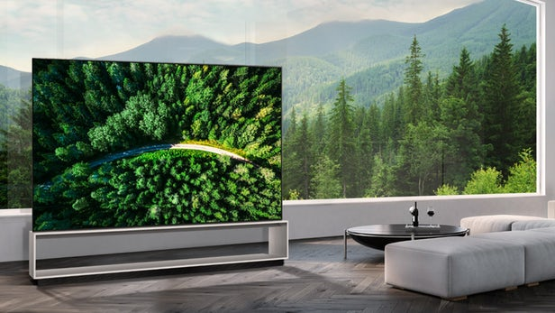 LG 88Z9, the World's First Commercially Available 8K OLED TV, Goes Up for Pre-Order