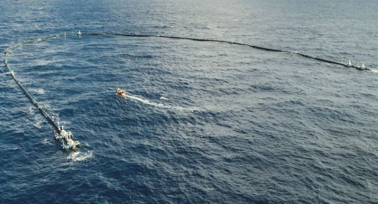 The World's Biggest Ocean Cleanup Has Officially Started