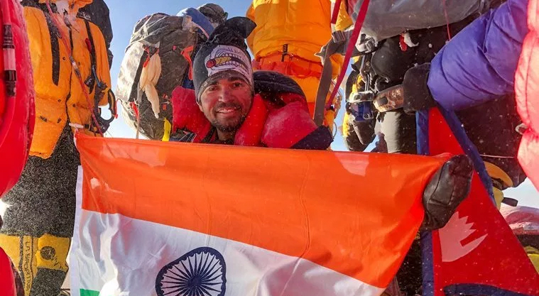 Back home alive, Indian climber explains what went wrong on Mount Everest