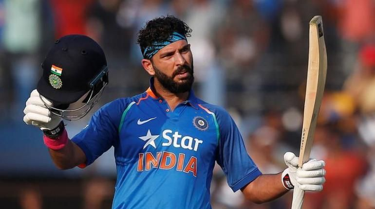 Yuvraj Singh: Career, Records and Key Achievements