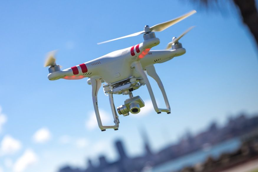 Zomato Tests First Drone Delivery of Food in India