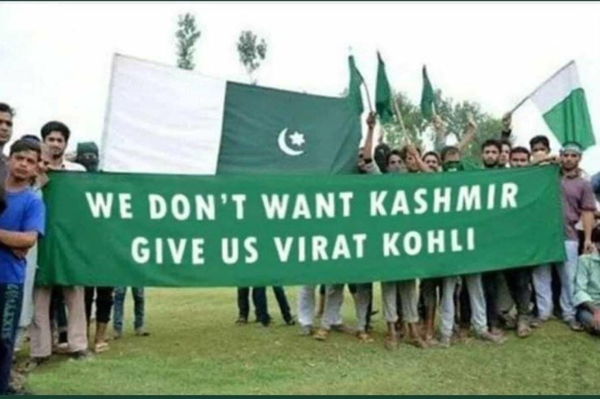 Did Pakistan Cricket Fans Say