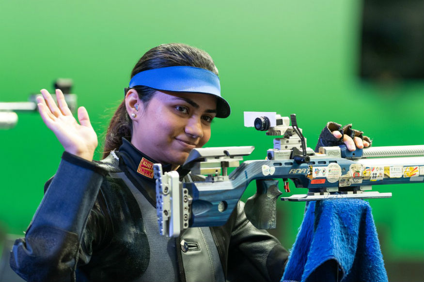 Apurvi Chandela Becomes World No.1 in 10m Air Rifle ISSF Rankings