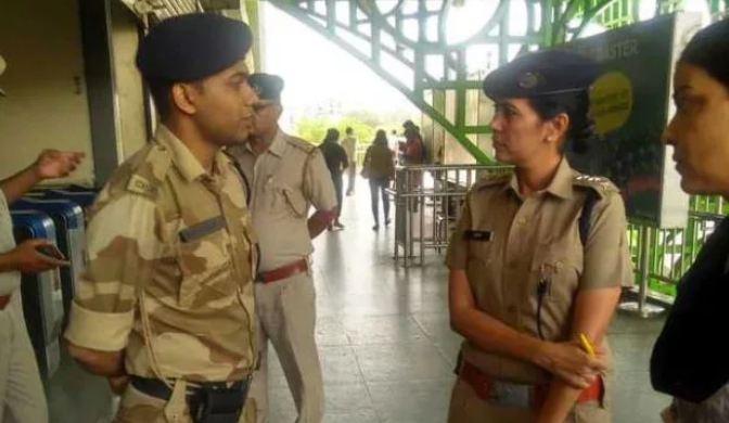 Man Allegedly Masturbates On Woman At Gurgaon Metro Station, Police Delay Action