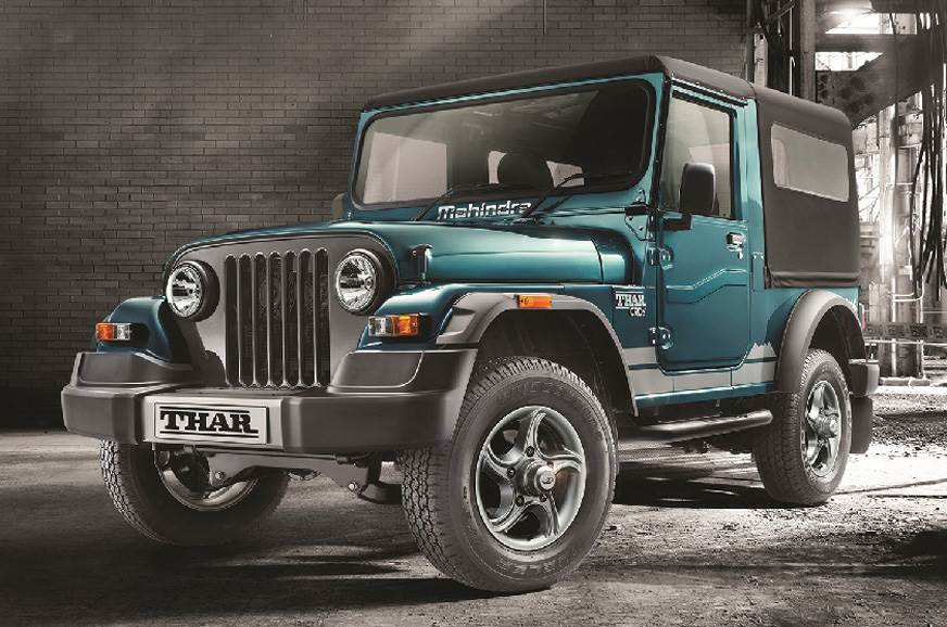 Mahindra Thar 700 launched at Rs 9.99 lakh