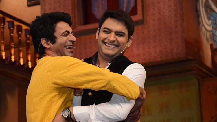 Sunil Grover Finally Returning To The Kapil Sharma Show?
