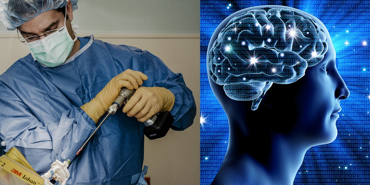 This Surgeon Wants To Connect Your Brain To The Internet