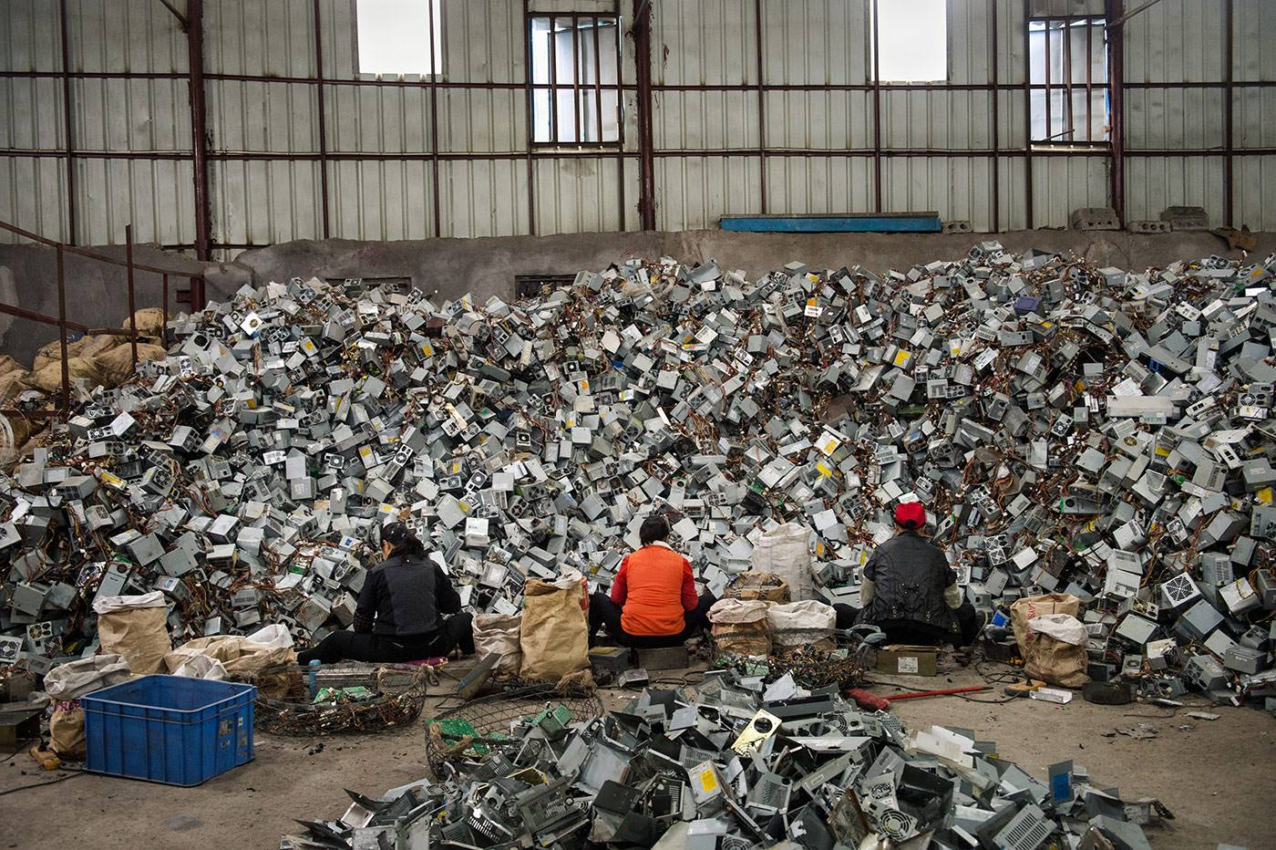 E-waste Recycling 101: Where to Donate Your Old Electronics, Phones in India
