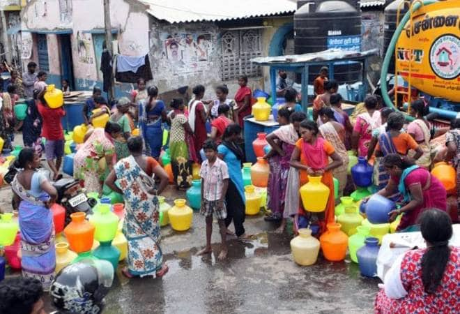 A city gone dry: on Chennai water crisis