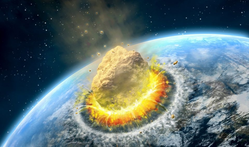 An Asteroid Hit Earth Right After It Was Spotted By A Telescope!