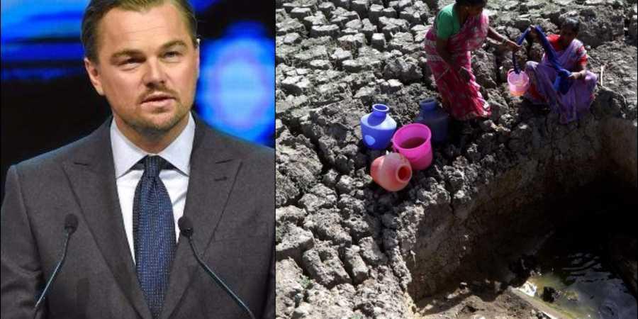 Leonardo Dicaprio Draws Attention To Chennai Water Crisis In His Insta Post